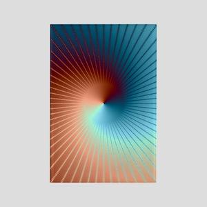 radial_iph4slider Rectangle Magnet
