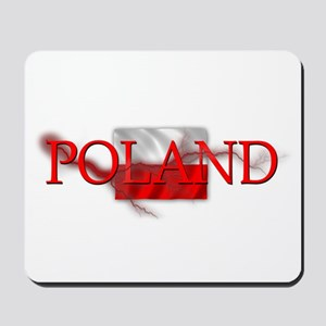 POLAND Mousepad