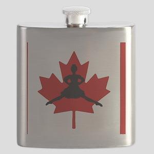 Maple Leap Flask