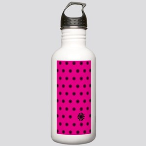 pink dot_3G Stainless Water Bottle 1.0L