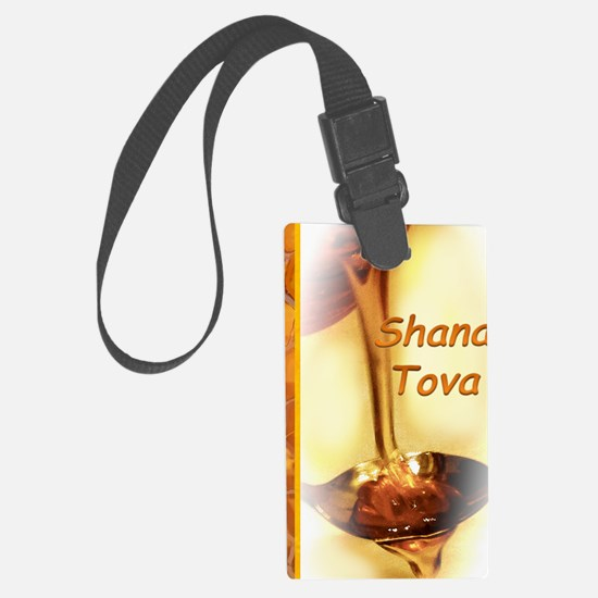 Shana Tova - Happy New Jewish Ye Luggage Tag