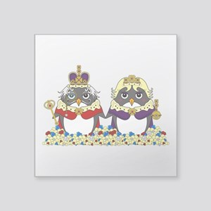 "Royalguins Square Sticker 3"" x 3"""