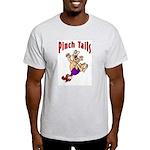 Pinch Tails Crawfish Light T-Shirt