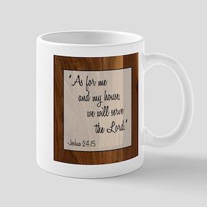 JOSHUA 24:15 Mug