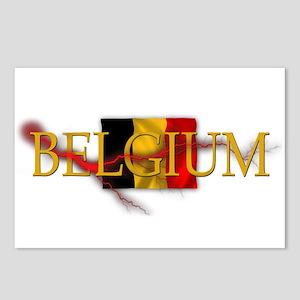 BELGIUM Postcards (Package of 8)