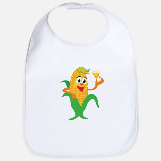 Cute Corn! Bib