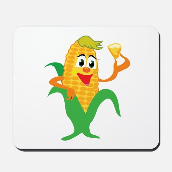 Cute Corn! Mousepad