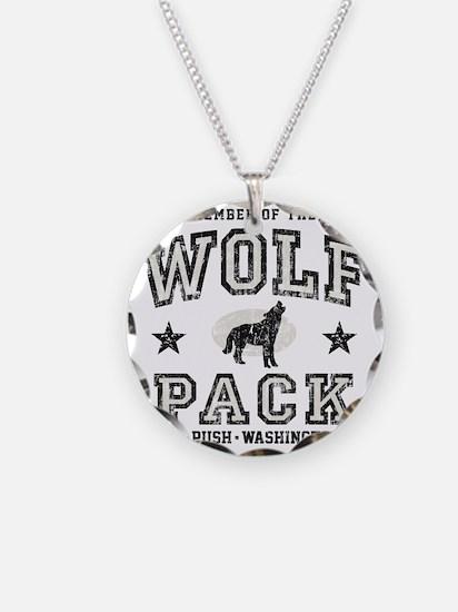 Wolf Pack La Push Necklace