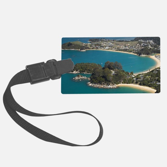 Honeymoon Bay (bottom) Luggage Tag