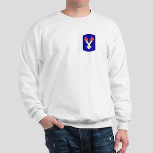 C 2/1 196th INFANTRY Sweatshirt