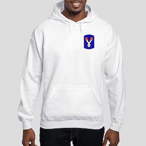 C 2/1 196th INFANTRY Hooded Sweatshirt