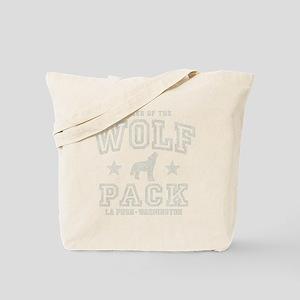 Wolf Pack La Push -dk Tote Bag