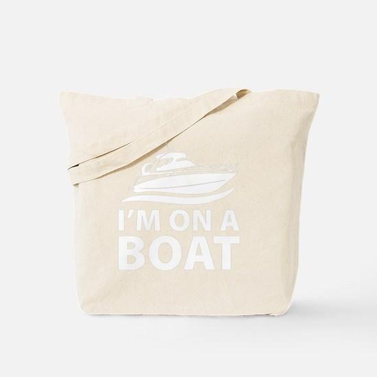 onaboat6 Tote Bag