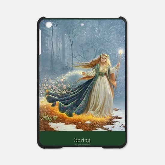 Spring_Poster iPad Mini Case