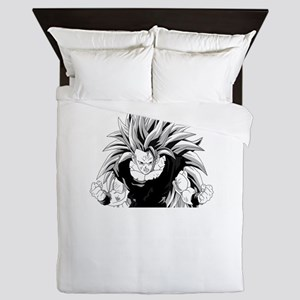 Training to go Super Saiyan III Queen Duvet