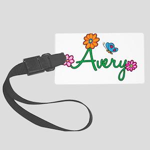 Avery Large Luggage Tag