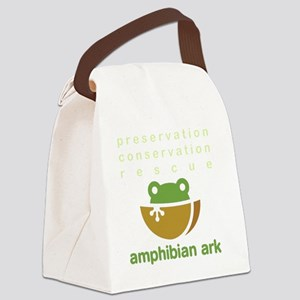 Preserve, conserve, rescue Canvas Lunch Bag
