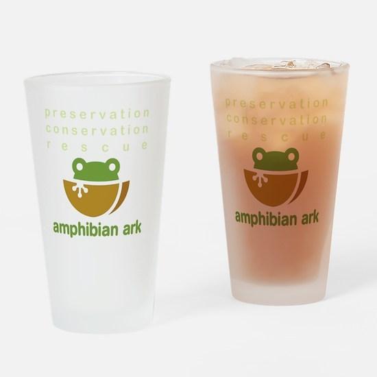 Preserve, conserve, rescue Drinking Glass