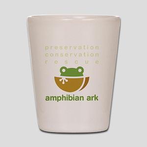 Preserve, conserve, rescue Shot Glass