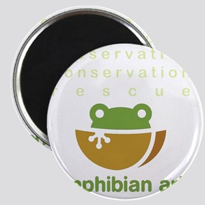 Preserve, conserve, rescue Magnet