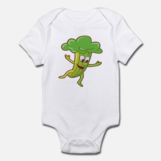 Celery Infant Bodysuit