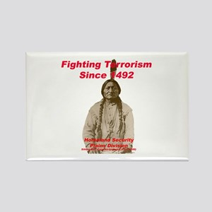 Sitting Bull - Fighting Terrorism Since 1492 Recta