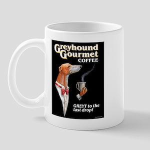 Greyhound Gourmet-male Mug