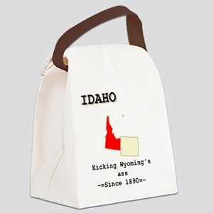 idaho Canvas Lunch Bag