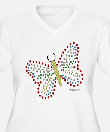 Jeweled Butterfly T-Shirt