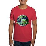 Stop Global Warming Dark T-Shirt