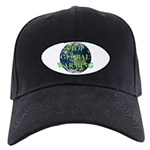 Stop Global Warming Black Cap
