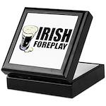 Irish Foreplay Beer Keepsake Box