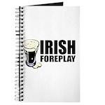 Irish Foreplay Beer Journal