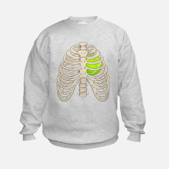 Tennis Heart Sweatshirt