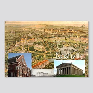 nashville1b Postcards (Package of 8)