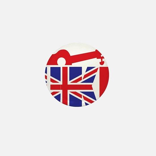 UK-E Ukulele Mini Button