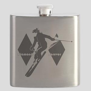 diamonds forever Flask