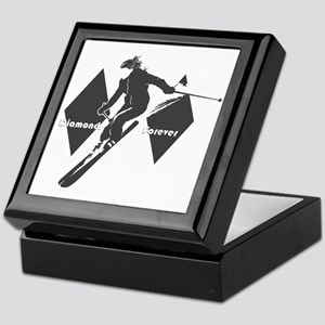 diamonds forever Keepsake Box