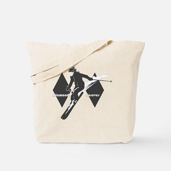 diamonds forever Tote Bag