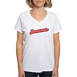 Masarap Women's V-Neck T-Shirt