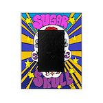 Sugar Skull Picture Frame