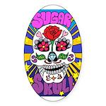 Sugar Skull Sticker