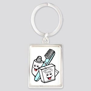 dental24 Portrait Keychain