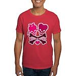 Funny valentine tees Dark T-Shirt