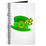 Shamrock Hat Journal