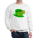 Shamrock Hat Sweatshirt