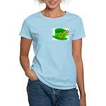 Shamrock Hat Women's Light T-Shirt