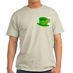 Shamrock Hat Light T-Shirt