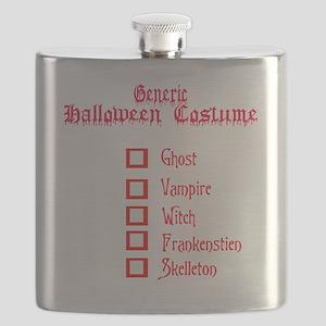 Halloween Flask