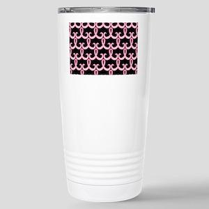 PinkRib365PBLaptop Stainless Steel Travel Mug